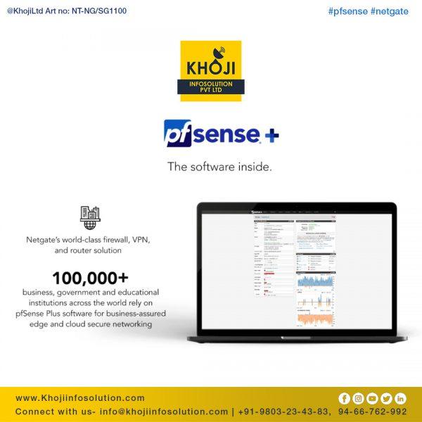 Netgate pfsense SG-1100 4