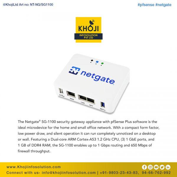 Netgate pfsense SG-1100 6