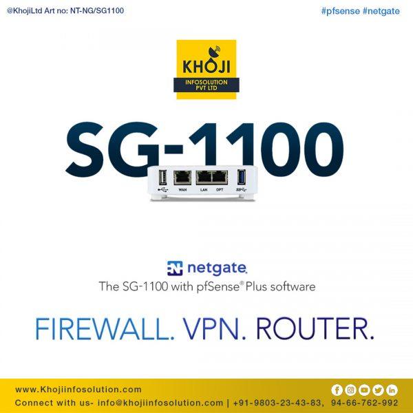 Netgate pfsense SG-1100
